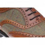 Herring Bodmin tweed brogue
