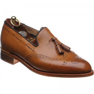 Merton brogue