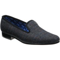 Herring Sandringham tweed slippers