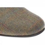 Herring Sandringham tweed slippers