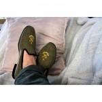 Herring Balmoral tweed slipper