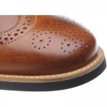 Herring Dundee brogue Chelsea boot