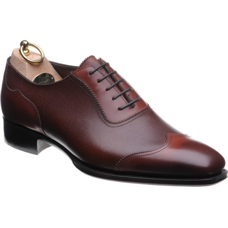 Herring Shackleton two-tone shoe