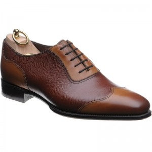 Shackleton two-tone shoe