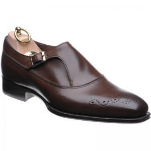 Herring Raleigh monk shoes
