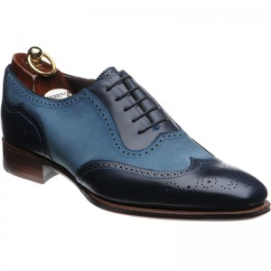 Herring Fiennes brogue