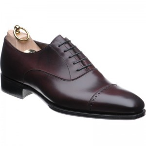 Herring Drake semi-brogue