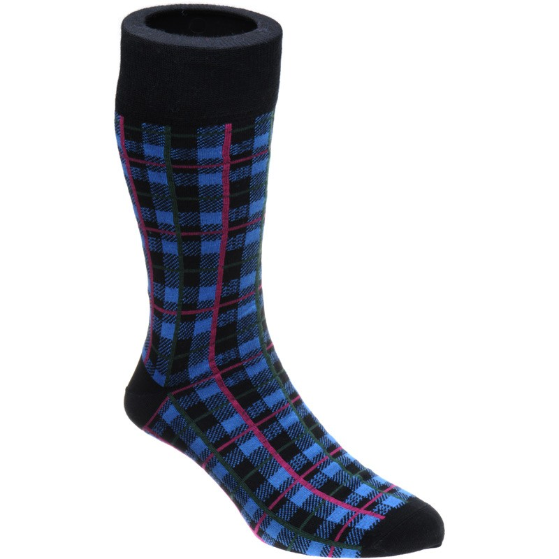 Herring Tartan Sock
