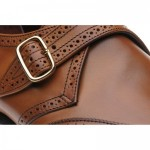 Herring Philip II two-tone monk shoe