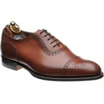 Herring Edward II semi-brogue
