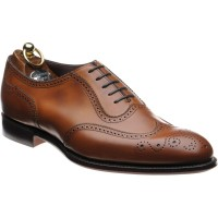 Herring Henry II two-tone brogue