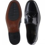 Herring Terni tasselled loafers