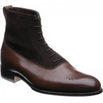 Herring Holmes II two-tone boot