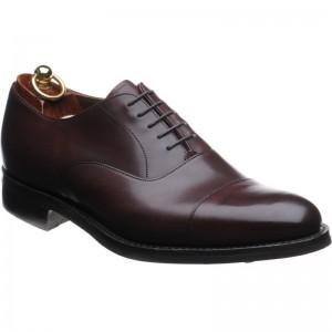 Herring Churchill rubber-soled Oxford