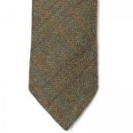 Herring Tweed Tie