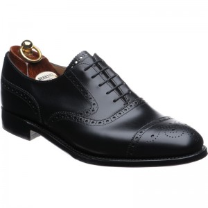 Herring Berkley semi-brogue