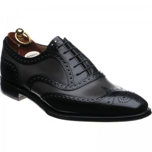 Herring Jason two-tone brogue