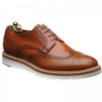 Herring Jack two-tone brogue