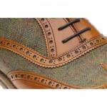 Herring Bodmin II tweed brogue