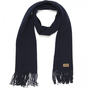 Larry Lambswool Scarf