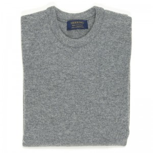Herring Plain Crew Neck Jumper