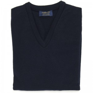 Herring Plain V Neck Slipover