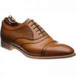 Herring Haytor two-tone shoe
