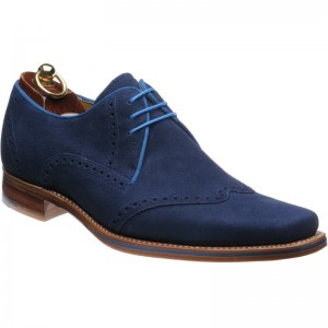 Herring Morse brogue