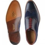 Herring Hathaway two-tone brogue