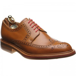 Herring Endeavour rubber-soled brogues