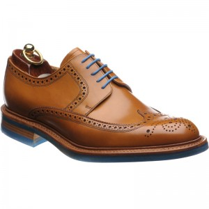 Endeavour brogues