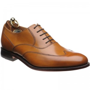 Herring St Johns brogue