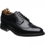 Herring Northfields brogue