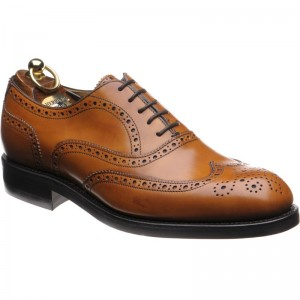 Herring Roborough (rubber) brogue
