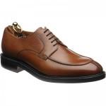 Herring Tiverton rubber-soled Derby shoe