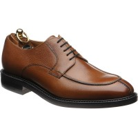 Herring Tiverton rubber-soled Derby shoe