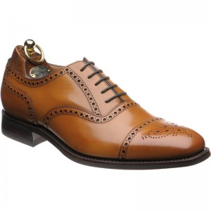 Herring Moorgate brogue