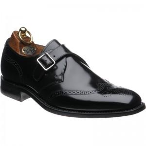 Herring Morden monk shoe