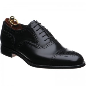 Herring Hampstead semi-brogue