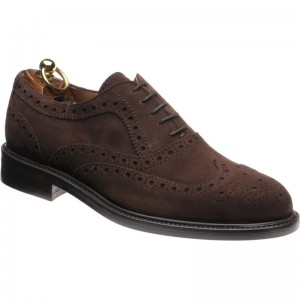 Herring Bigbury brogue
