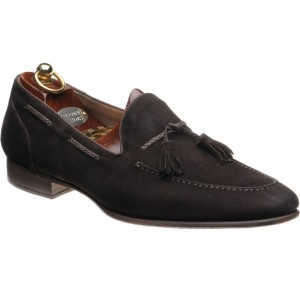Herring Ancona tasselled loafer