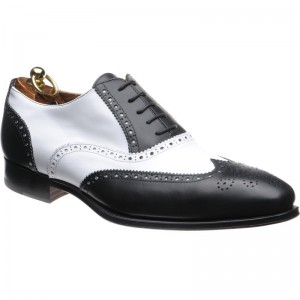 Herring Parma II two-tone brogue