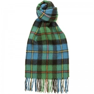Herring Antique McLeod Tartan Scarf