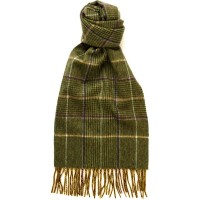 Boxed Glen Check Scarf