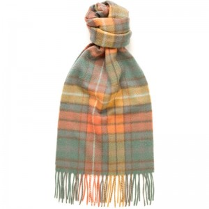 Herring Antique Buchanan Tartan Scarf