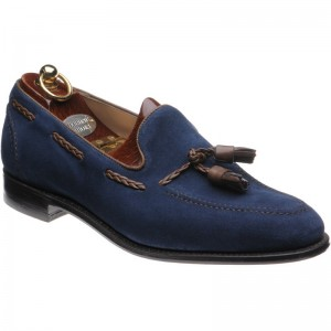 Herring Matisse tasselled loafer