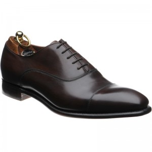 Herring Churchill II Oxfords in Burnished Mocca