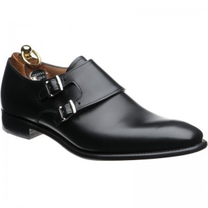 Blair double monk shoe