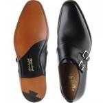 Herring Blair double monk shoe