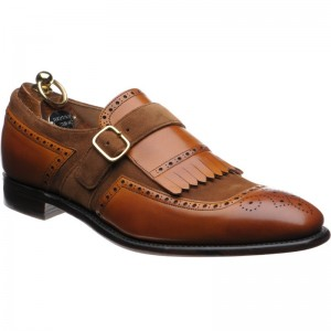 Herring Montpellier monk shoe